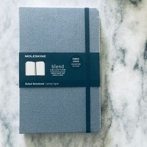 Moleskin: Limited Edition 'Blend Collection' BLUE